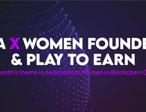 CRYPTOMIBS AT BGA'S FORUM FOR WOMEN FOUNDERS